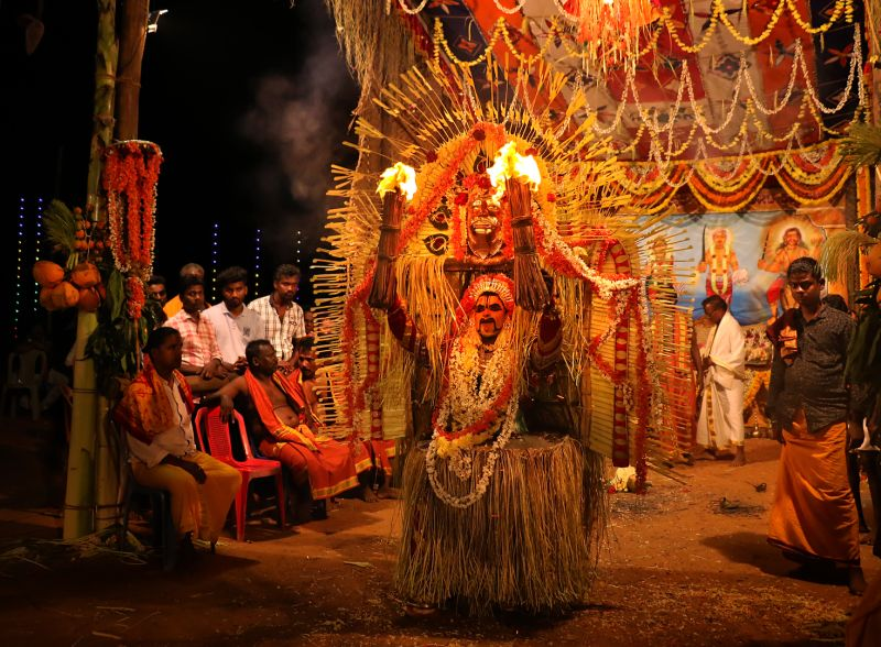 Bhota Kola Festival, Kumar  Ashok , India