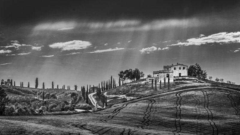 Tuscany Scenery, Stoffl  Bernd , Australia