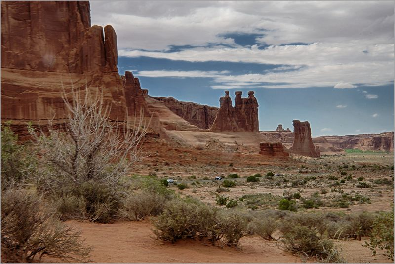 Arches Delicate Towers 8778, Smith  James D. , Usa