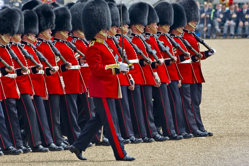 Trooping The Colour 8, Griepentrog  Hans-werner , Germany