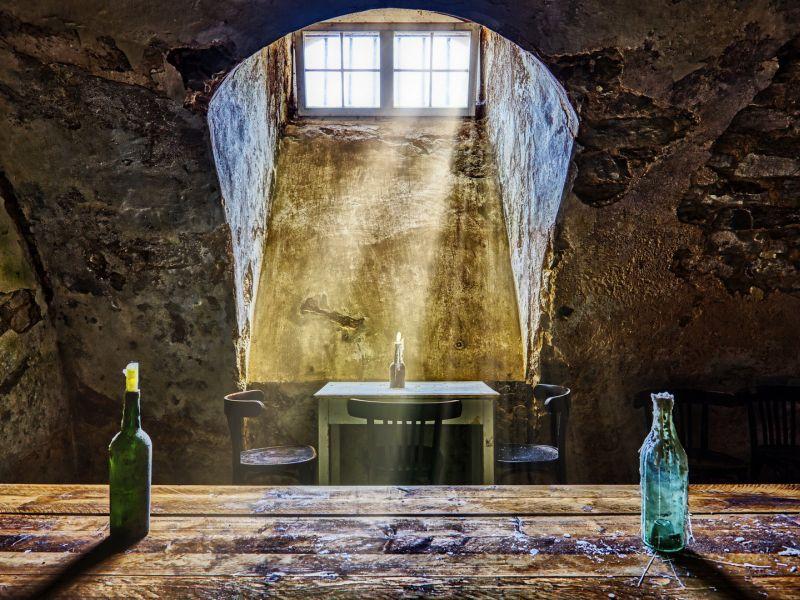 Two Bottles In Backlight, Griepentrog  Hans-werner , Germany