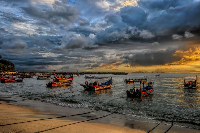 After The Storm, Guy  Graeme , Malaysia
