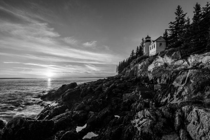 Bass Harbor Head Lighthouse, Xu  Wei , Usa