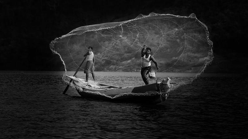 Fisherman, Deshpande  Anil Kumar , India