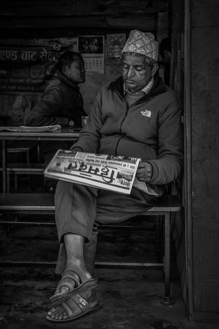 Pokhara Reader, Panhuyzen  Jacky , Belgium