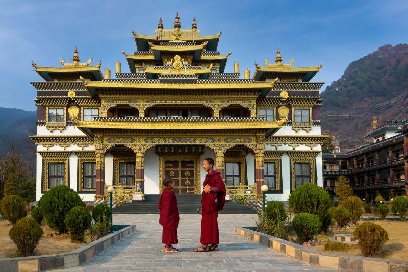 Buddhist Monastery, Panhuyzen  Jacky , Belgium