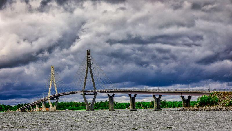 Raippaluoto Bridge, Ylinen  Pertti , Finland