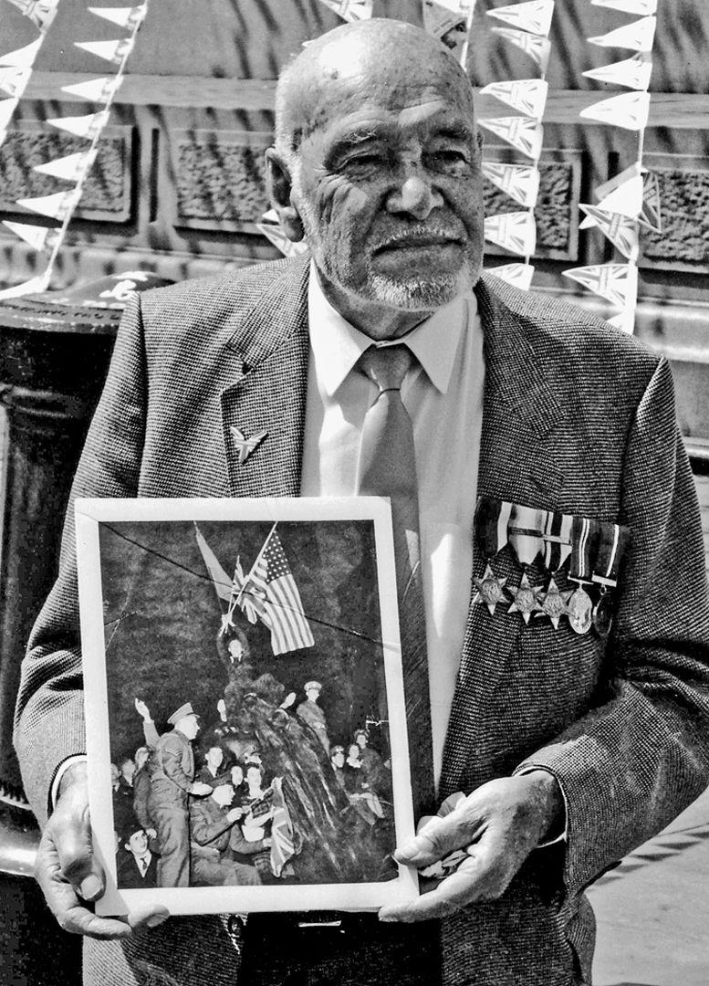 An Old Veteran, Duke  Michael , England