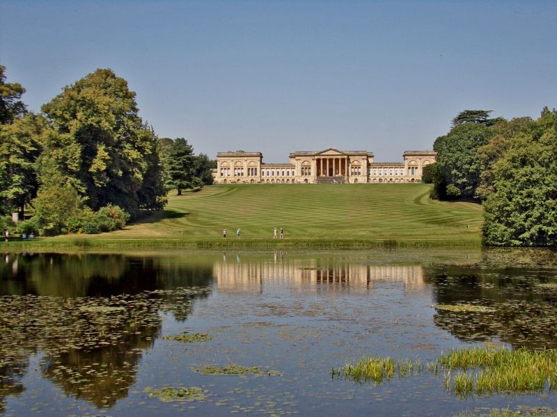 Stowe Mansion Grounds, Duke  Michael , England