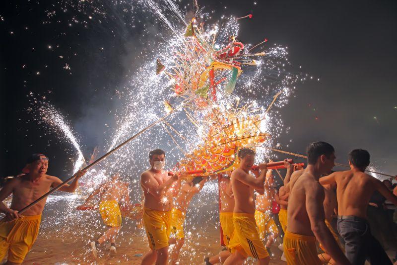 Firework Dragon2, Mak  Yiu Tung , Hong Kong