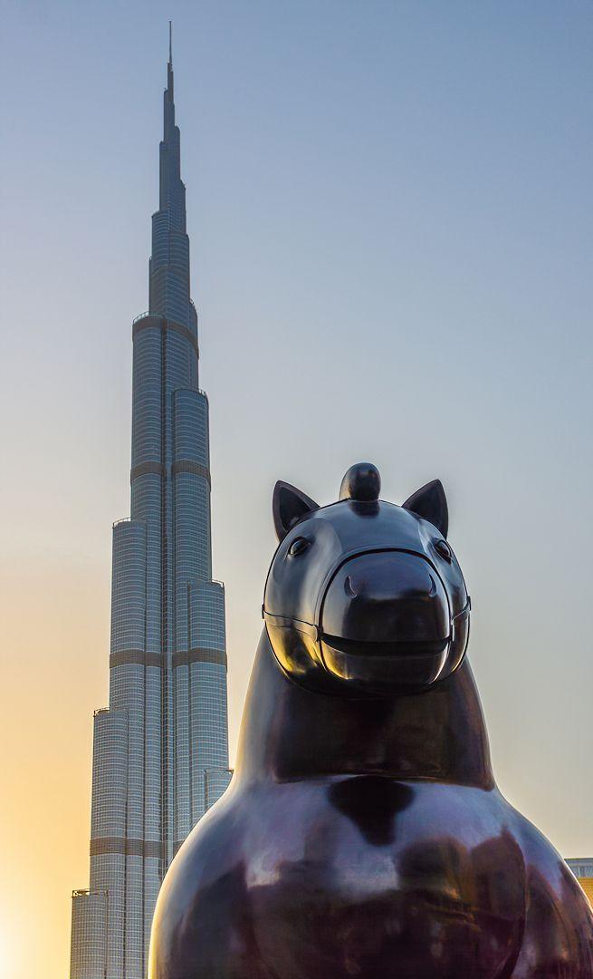 Dubai Horse And Tower, Kleindienst  Valerie , Australia