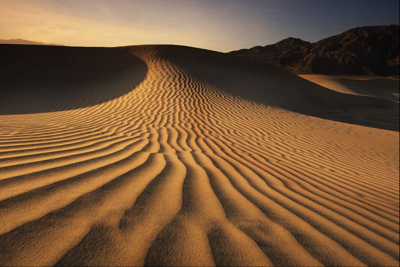 Death Valley Wave 2, Tran  Minhdung , Usa