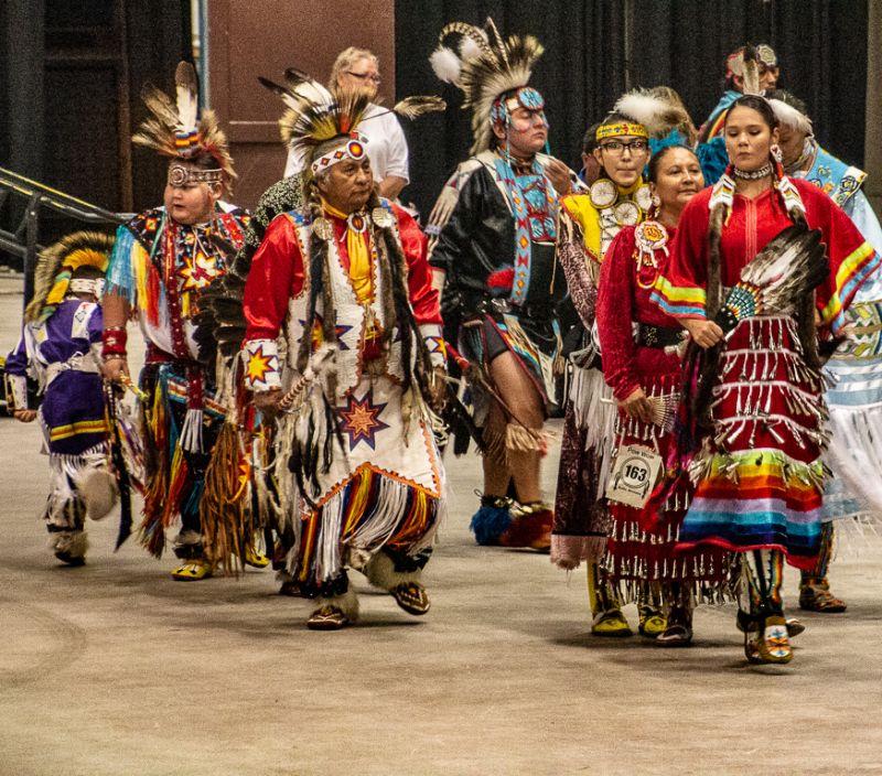 Pow-wow-dance-4, Mclaughlin  Ed , Usa