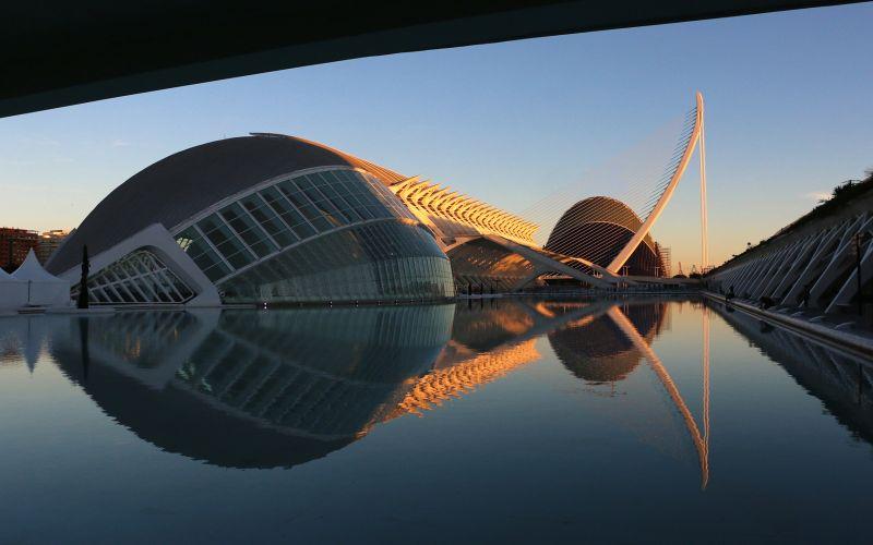 City Of Arts And Sciences 17, Catania  Gottfried , Malta