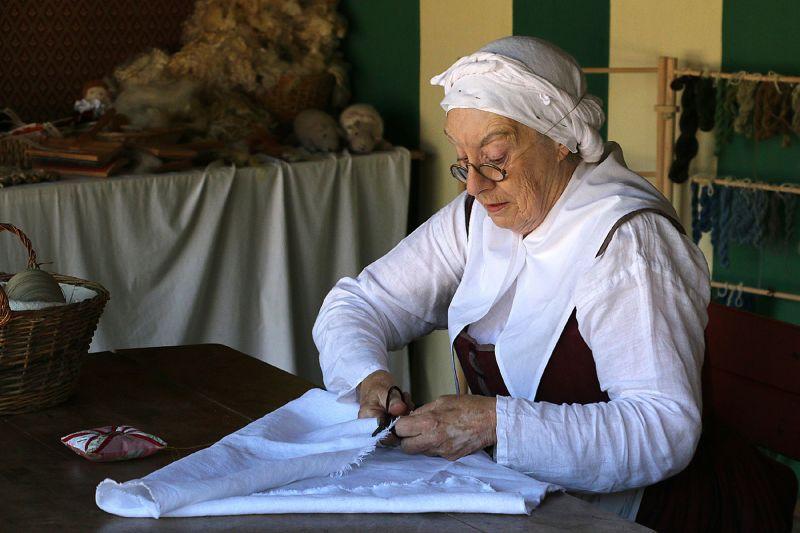 Seamstress, Catania  Gottfried , Malta