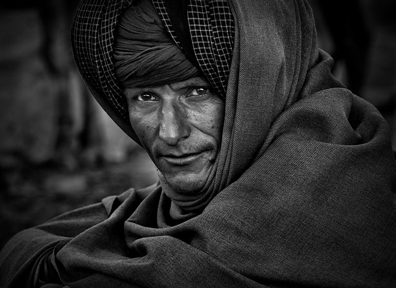 Man Of Pushkar, Alqahtani  Amani , Saudi Arabia