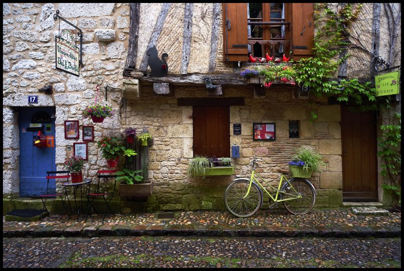 Street In France, Van Nisselroy  Wil , Netherlands