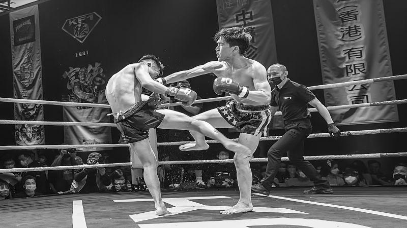 A Good Punch, Chow  Wo Ming , Hong Kong