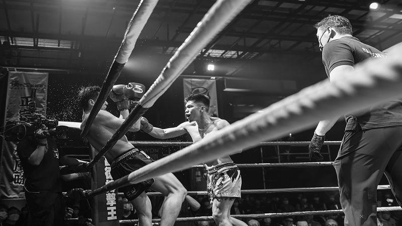 Boxing Fight, Chow  Wo Ming , Hong Kong