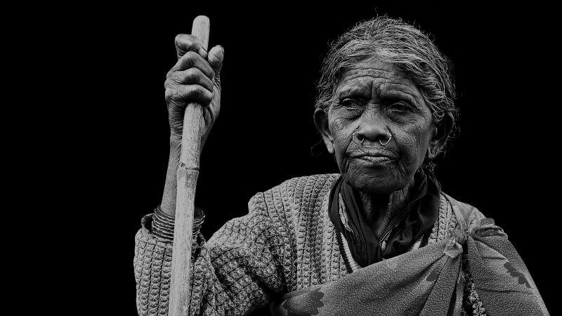 Old Woman 2, Deshpande  Anil Kumar , India