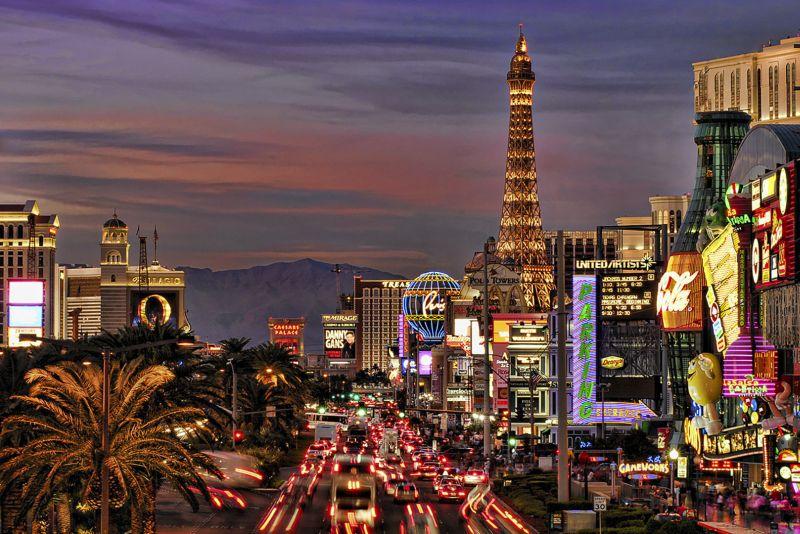 Vegas Baby, Schnelzer  Jr , Usa