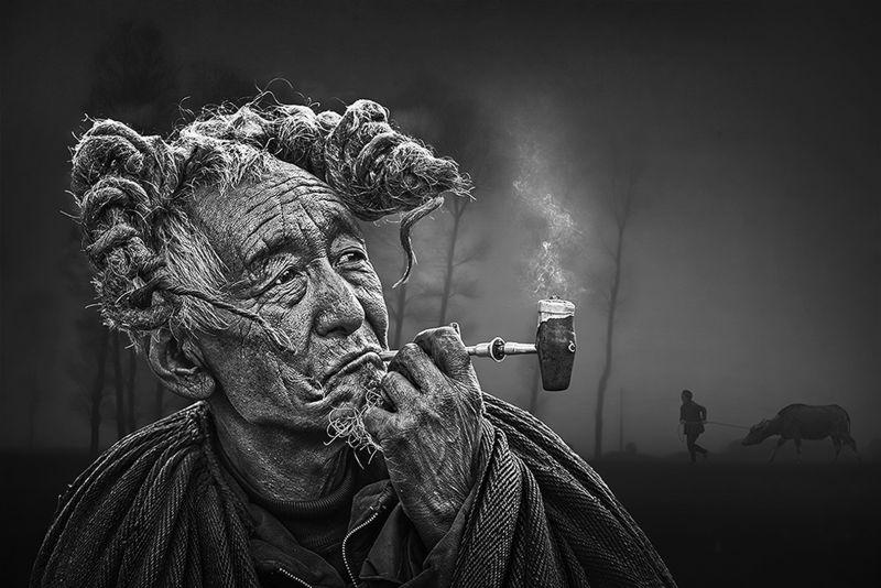 Old Man In Smoke 2, Che  Arnaldo Paulo , Hong Kong