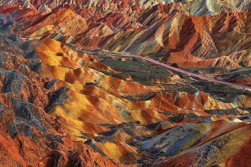 The Colourful Landscapes, Che  Arnaldo Paulo , Hong Kong