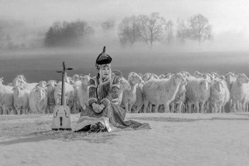 The Prairie Impression, Tong  Jiangchuan , China