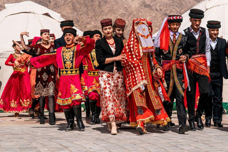 Tajik Wedding, Tong  Jiangchuan , China