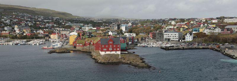 Faroe Islands 4770, Schweden  Wolfgang , Germany