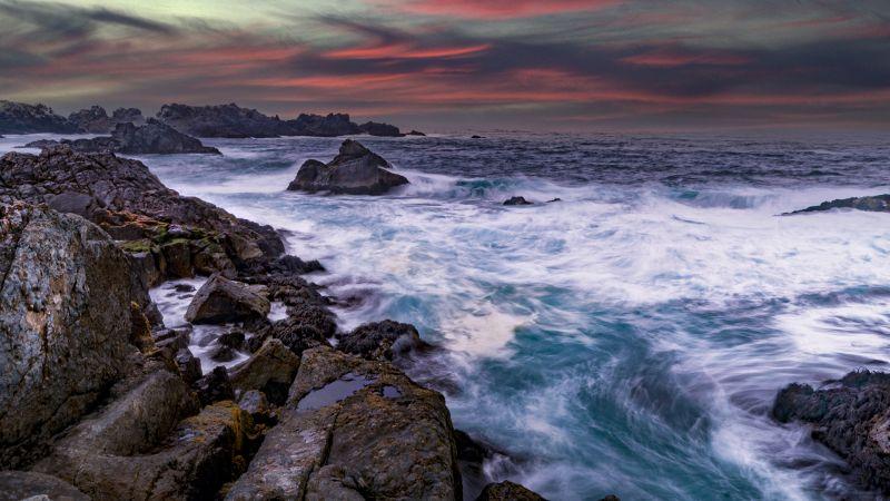 Breaking Waves, Sanguinetti  Hajime , Chile