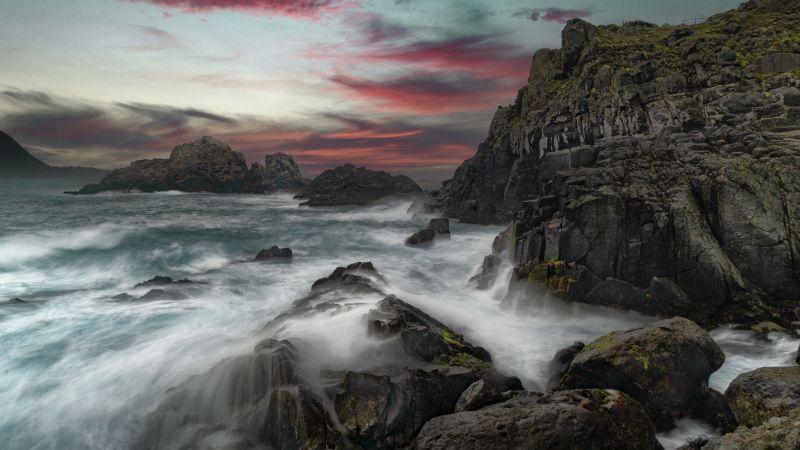 Rough Sea, Sanguinetti  Hajime , Chile