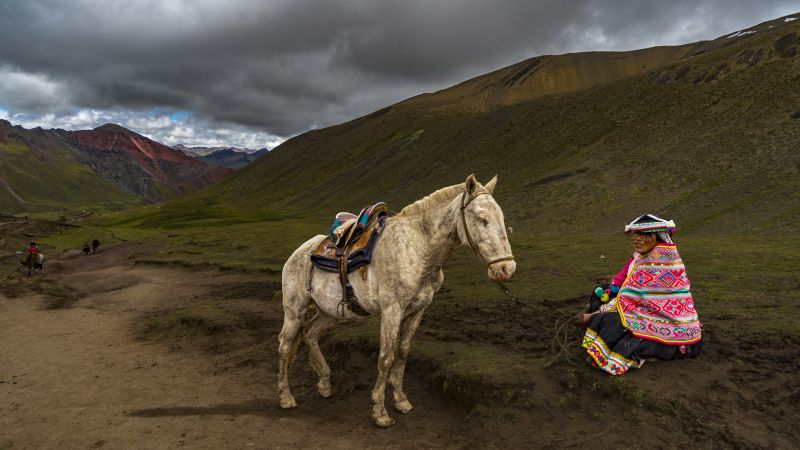 Mountain Rider, Sanguinetti  Hajime , Chile