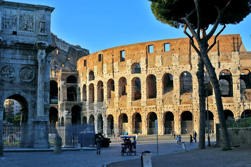 Colosseo, Bonaccorsi  Claudio , Italy