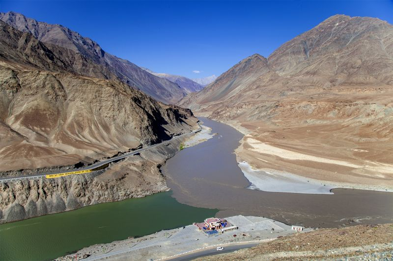 Ladakh 1375, Sett  Avik , India