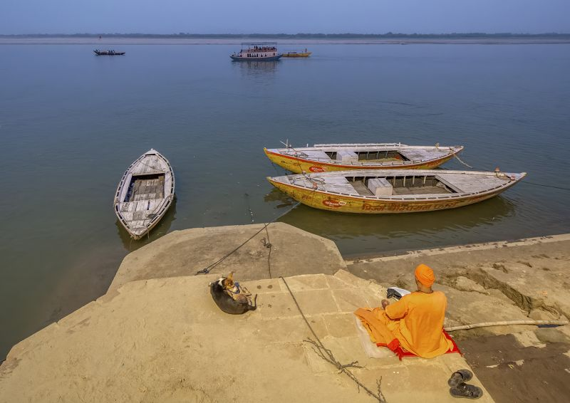 Meditation, Jana  Partha Pratim , India