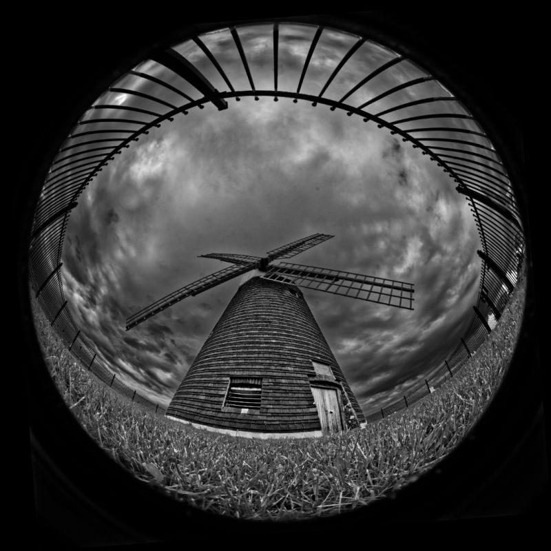 Halnaker Windmill, Whitty  Chris , England