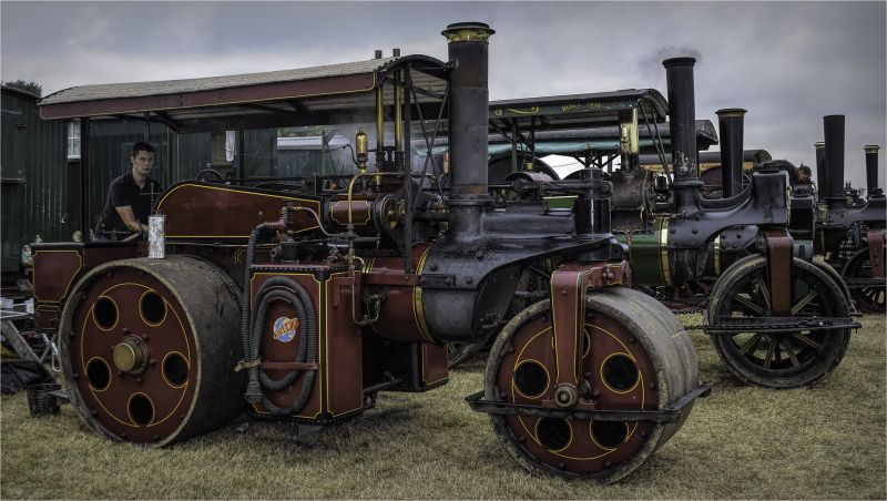 Getting Up Steam, Wilson  David , South Africa