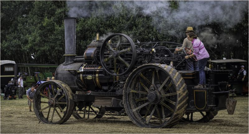 Steam Loco, Wilson  David , South Africa