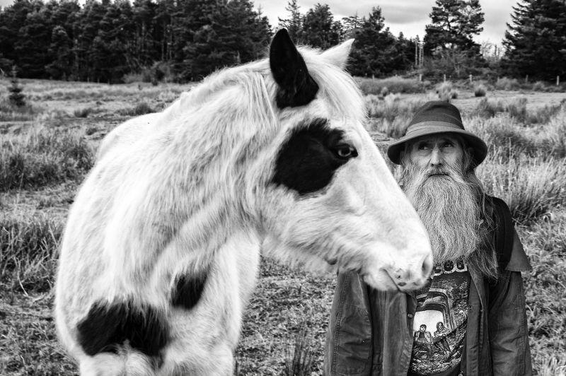 Beast And His Man Servant, Funderburg  Don , Usa