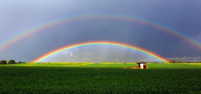 Double Rainbow, Schulz  Ruediger , Germany