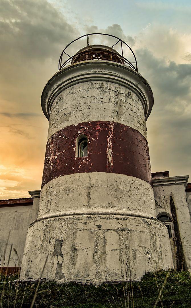 San Isidro Lighthouse, Gomez Dodman  Loreto , Chile