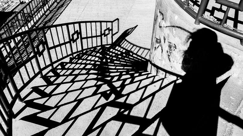 On The Ladder, Gomez Dodman  Loreto , Chile