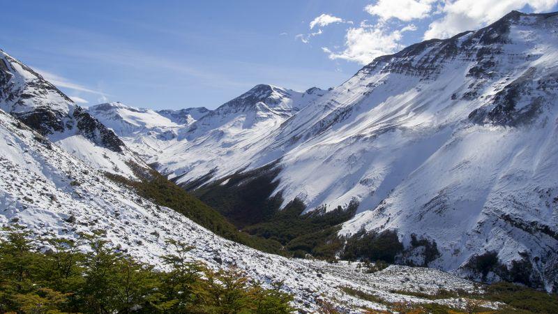 Ascencio Valley, Gomez Dodman  Loreto , Chile