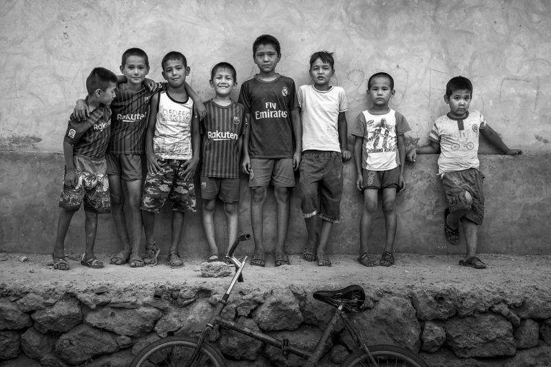 Central Asian Children59, Ye  Danlei , Canada