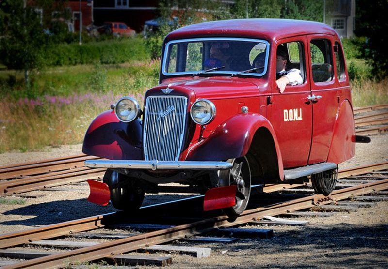 DONJ Austin 3, Andersson  Arne , Sweden