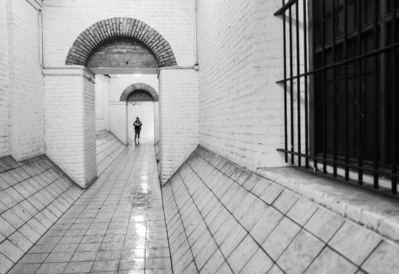 Tunnel Vision, Clare  John , England