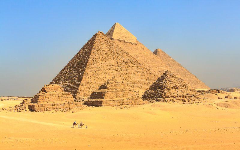 Pyramid Trek, Clare  John , England