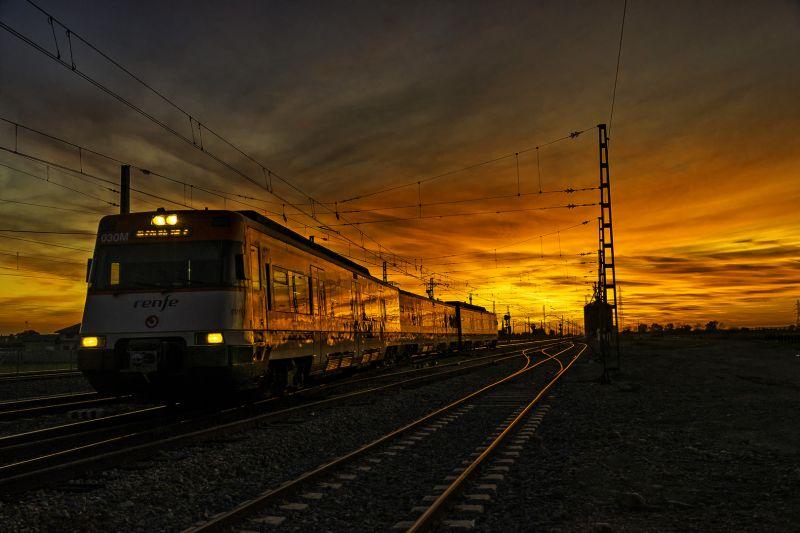 Locomotota RENFE, Molero Gutierrez  Florentino , Spain