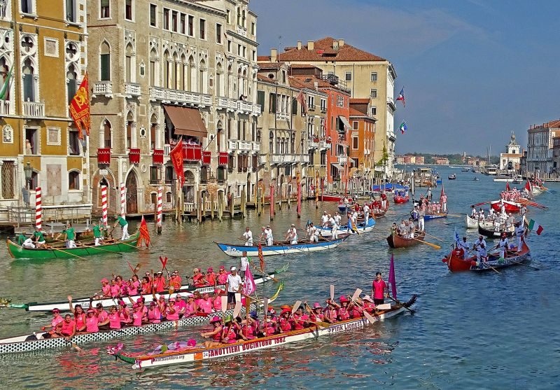 Venedig Regatta 3, Jenzer  Urs , Switzerland